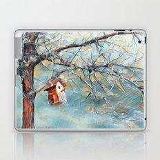 A Chickadees Home Laptop & iPad Skin
