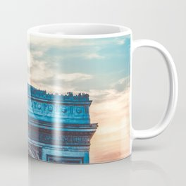 ARC - DE - TRIOMPHE - ARCH - ARCHITECTURE - PHOTOGRAPHY Coffee Mug
