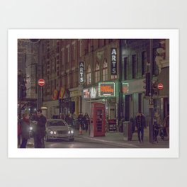 Covent Garden 2 Art Print