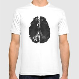 Inkblot Brain T-shirt