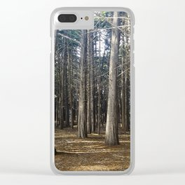 Old Souls Rooted In Beauty Clear iPhone Case