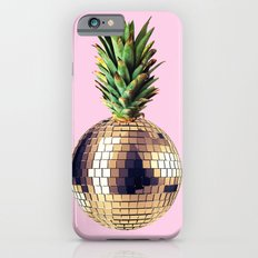 Ananas party (pineapple) Pink version iPhone 6s Slim Case