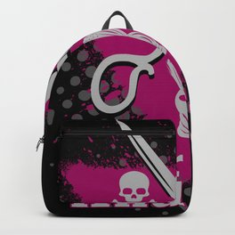 Curl up and Dye Backpack