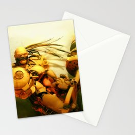 Gladiator Stationery Cards