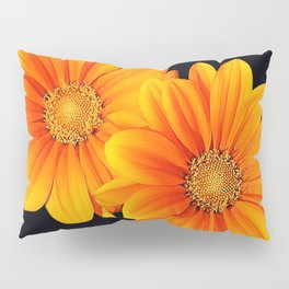 Two flowers Pillow Sham