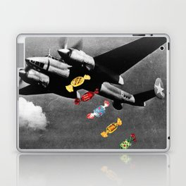 Candy Bomber Laptop & iPad Skin