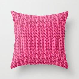 Chain Mail Throw Pillow