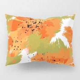 Papaya Explosion #society6 #papaya Pillow Sham