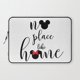no place like home Laptop Sleeve
