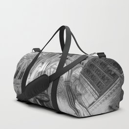 St Patrick's Cathedral New York Art Duffle Bag