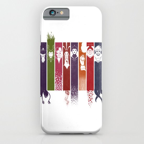 Disney Villains Iphone Amp Ipod Case By Meder Taab Society6