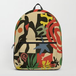 Inspired to Matisse (vintage) Backpack