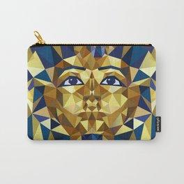 Golden Tutankhamun - Pharaoh's Mask Carry-All Pouch