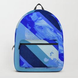 Seasonal Blue 3 Backpack