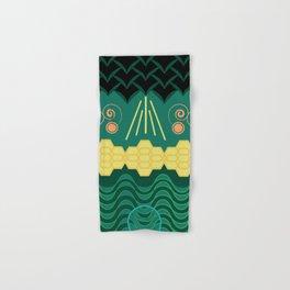 Rainforest HARMONY pattern Hand & Bath Towel