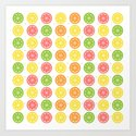 AFE Citrus Pattern by afeimages
