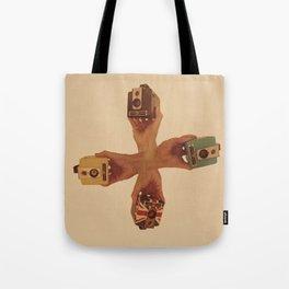 Kodak Brownie Hawkeyes Tote Bag