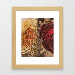 The Beast - 04 Framed Art Print