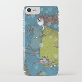 The Sea Voyage iPhone Case