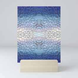 Into the Ripples Mini Art Print