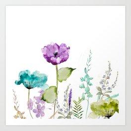 Avril I Art Print