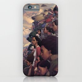 Breakadawn iPhone Case