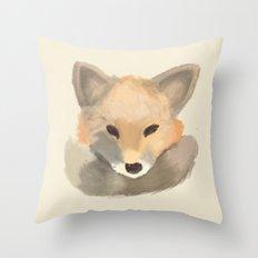 Scarftail Throw Pillow