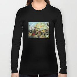 Transcontinental Railroad Long Sleeve T-shirt
