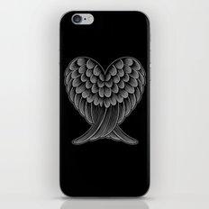 Heart Wings [Reversed Version] iPhone & iPod Skin