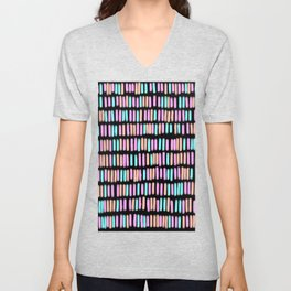 Bookcase #6 Unisex V-Neck
