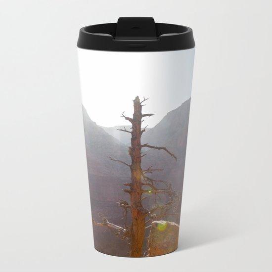 Tree High (Zion National Park, Utah) Metal Travel Mug