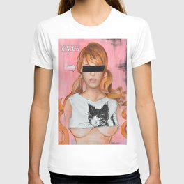 Here Kitty Kitty T-shirt