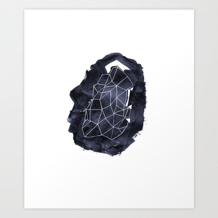 Akalento III Art Print