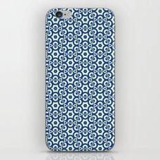 Blue Eyes iPhone Skin