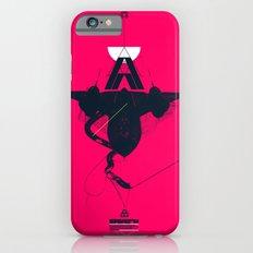 STEALTH:SR-71 Blackbird iPhone 6 Slim Case