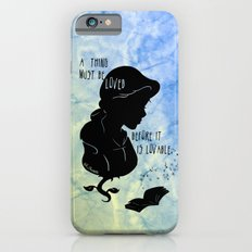 A Thing Must Be Loved Slim Case iPhone 6s