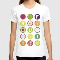 fruit T-shirts featuring Fruit by veronica's site
