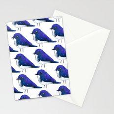 Ultramarine Flycatcher Stationery Cards
