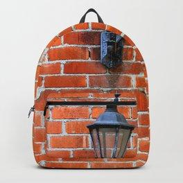 Brick Wall Light Backpack