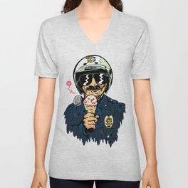 Oh Officer! Unisex V-Neck