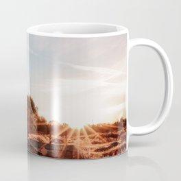 Folk Sunset Coffee Mug