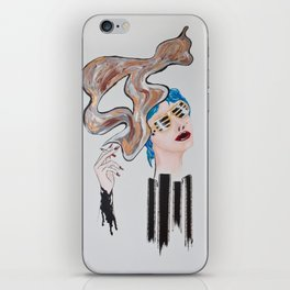 Veronica Sawyer Smokes iPhone Skin