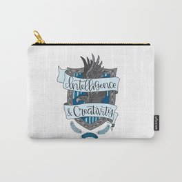 House Pride - Intelligence & Creativity Carry-All Pouch