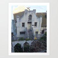 building Art Prints featuring Building by Crash Wrysinski