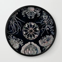 Sea treasures Wall Clock