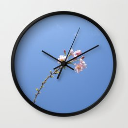 One of the Most Beautiful Things In This World Wall Clock