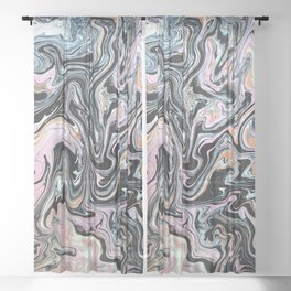 Have a little Swirl Sheer Curtain