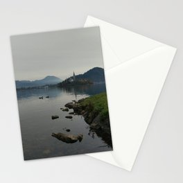 Autumn in Slovenia Stationery Cards