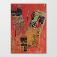 COLLAGE 9 Canvas Print