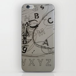 Spell By The Moon iPhone Skin